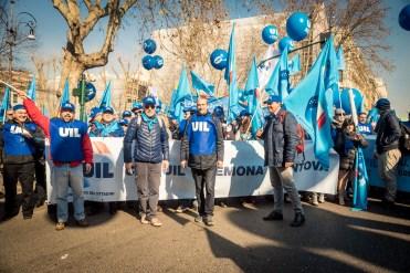 Manifestazione UIL - Roma - Febbraio 2019 -6502
