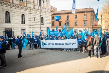 Manifestazione UIL - Roma - Febbraio 2019 -6531
