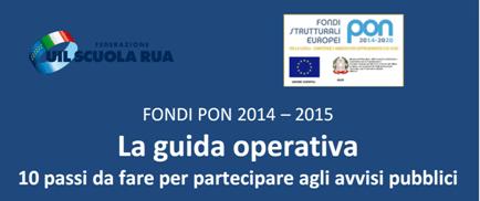 Fondi Pon Guida Operativa Uil Scuola Catania