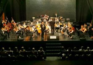 Concierto clausura Orquesta UIMP AA