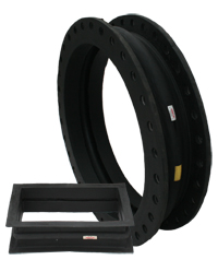 Mighty Span Rubber Flue Duct