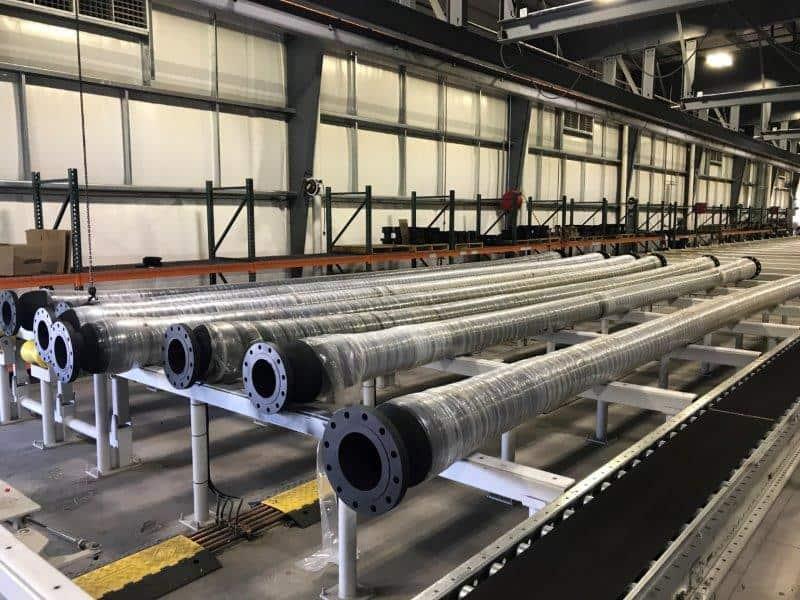 Custom industrial hose