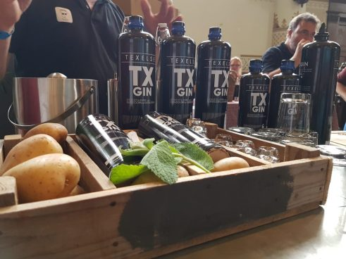 TX Gin