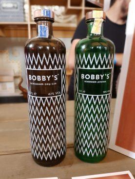 Bobby's Gin en Jenever