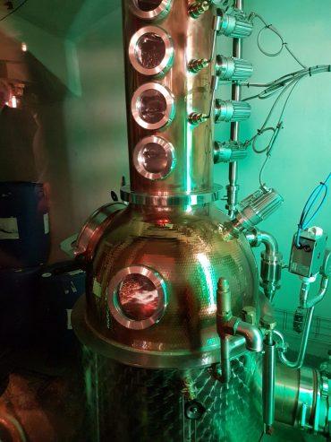 Distilleerkolom Caledonia