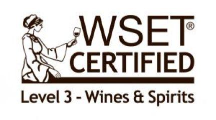 WSET Certified