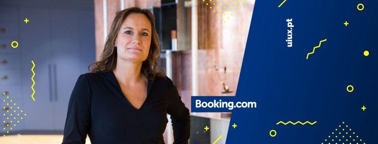 Gillian Tans Booking.com