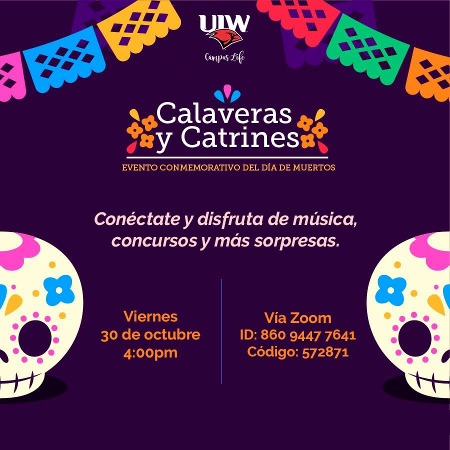 Calaveras y Catrines by Campus Life UIW
