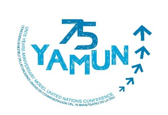 Alumnos de la Escuela de Negocios inician su participación en el 75YAMUN