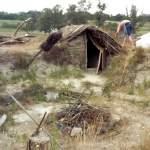 Árpád-kori földkunyhó