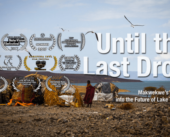 Until the Last Drop – Makwekwe's journey into the Future of Lake Turkana