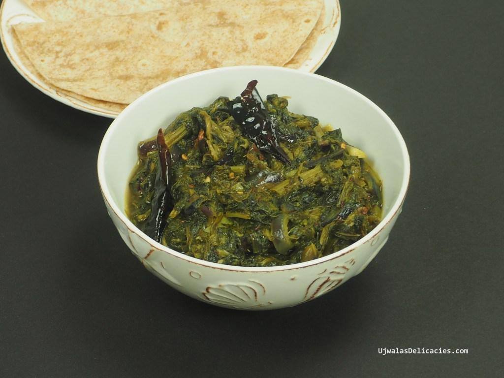 Saag Kale Mustard Parsley