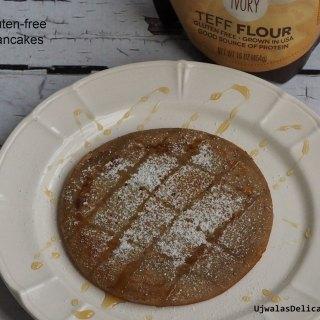Teff flour Pancakes