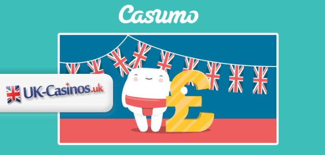 New UK Casino Launch of Casumo Casino