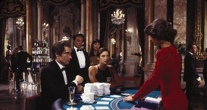 Blackjack with 007 in the Licence to Kill
