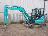 Kobelco SK55SRX-6 - UK Plant Traders