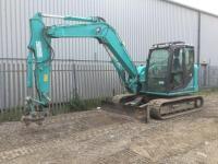Kobelco SK85MSR-3E - UK Plant Traders