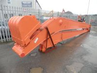 Hitachi ZX200-3 Long Reach Equipment - UK Plant Traders