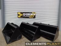 Used Strickland Manitou Buckets(A27)