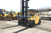 2007 Caterpillar DP 100. 10 ton Diesel Forklift - UK-PlantTraders.com