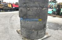 Solid 1600×25  wheels a tyres to suit CAT 938 F - UK-PlantTraders.com