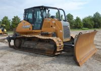 CASE 2050M XLT Used Bulldozers