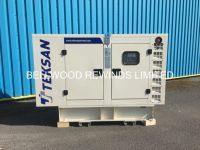 Teksan TJ33PE5C New 30Kva Generator | UK Plant Traders