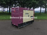ArcGen Denyo 37Kva Rental Spec Generator | UK Plant Traders