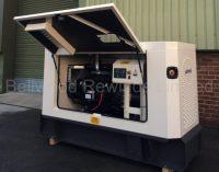 Deutz Oil Cooled 60Kva Silenced Diesel Generator | UK Plant Traders
