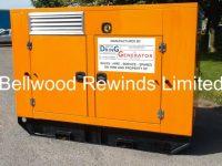 James Dring 45Kva Rental Spec Generator | UK Plant Traders