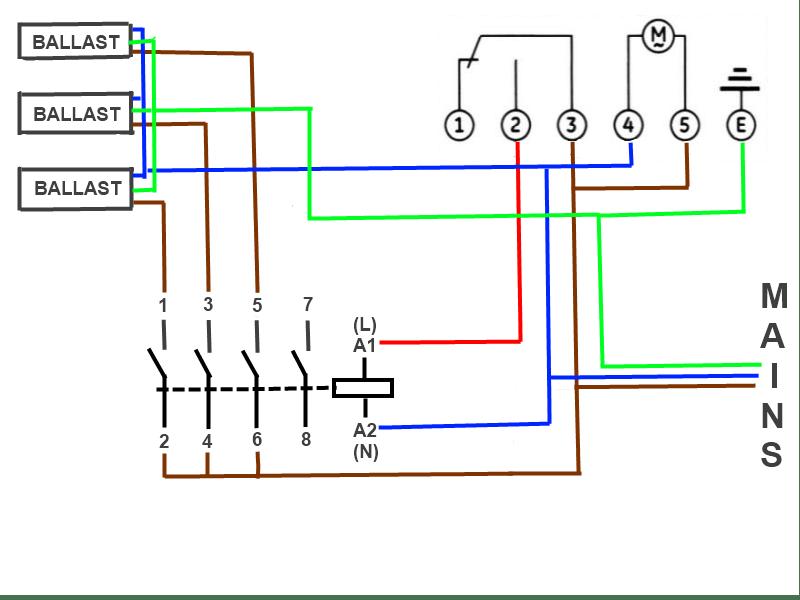 lighting contactor wiring diagram breaker wiring diagram mifinder co
