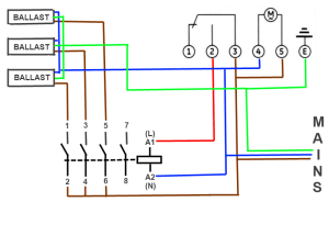 240 volt photocell wiring diagram inside 277 volt wiring diagram transformer sophisticated