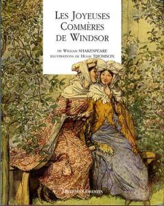 Les Joyeuses commères de Windsor de William Shakespeare