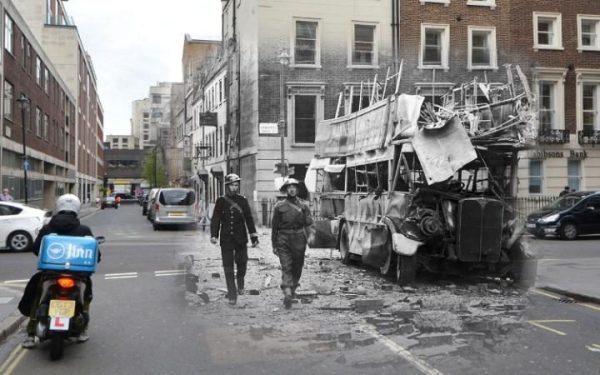 19 septembre 1940, Portman sStreet
