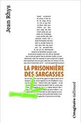La Prisonnière des Sargasses (Jean Rhys, 1966)