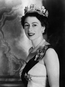 Elisabeth II, mi-1950