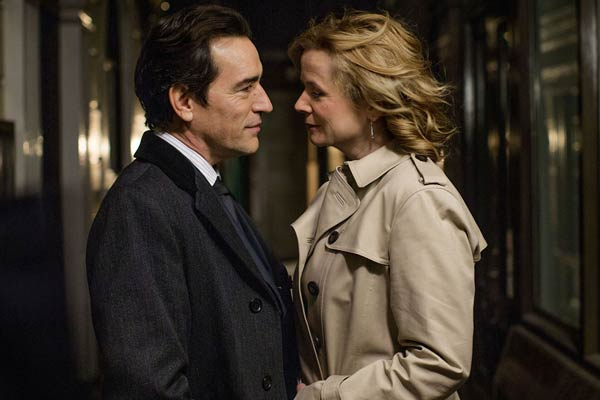 Apple Tree Yard, série britannique de BBC One