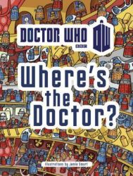 Doctor Who Wheres the Doctor - idees cadeaux dr who