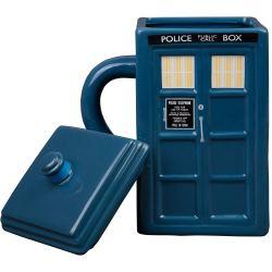 Dr Who Mug - idees cadeaux dr who