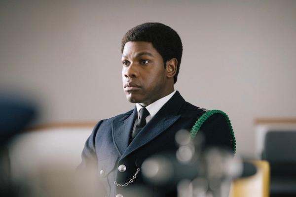 John Boyega dans la série Small Axe