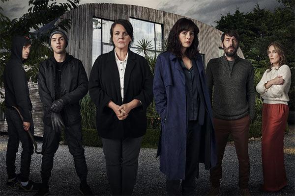 Intruder Channel 5 Serie britannique 2021