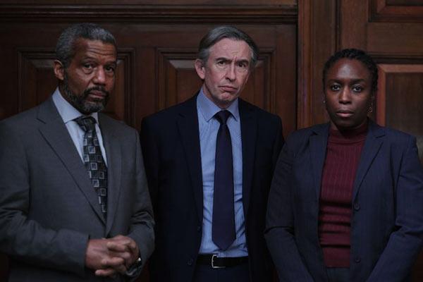 Stephen (ITV) – Série britannique 2021