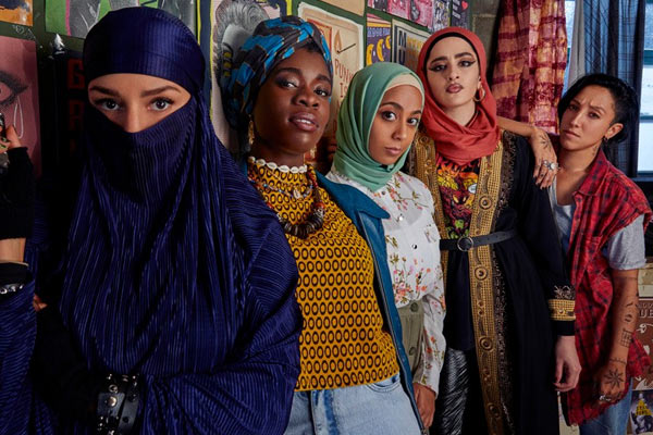 We Are Lady Parts Saison 1 Channel 4 - Serie britannique 2021