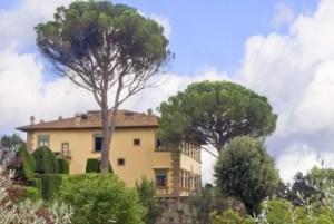 Villa Gambereia Settignano Tuscany Italy