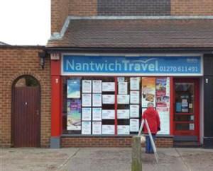 Nantwich Travel Cheshire