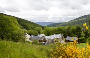 Polmail Steading Inverness Scotland