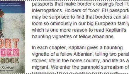 Short Border Handbook –  The Guardian Review