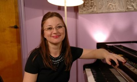 Albanian pianist performance at Guildford URC Music Society