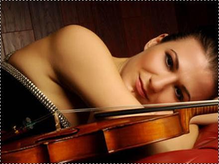 Albanian virtuoso Alda Dizdari's concert – 6 December 2010