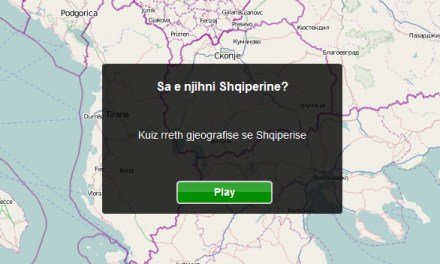 <!--:en-->A Quiz: How much you know about Albania's geography?<!--:--><!--:sq-->Kuiz: Sa e njihni gjeografine e Shqiperise?<!--:-->